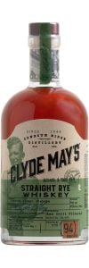 Clyde May's Straight Rye