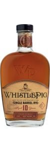 WhistlePig Single Barrel Rye Aged 10 Years