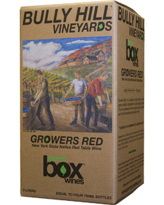 Bully Hill Vineyards Growers Red
