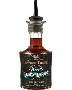 The Bitter Truth Drops & Dashes Wood Bitters
