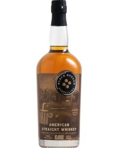 Black Button American Straight Whiskey