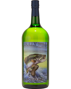 """Bully Hill Vineyards """"Bass"""" Riesling"""
