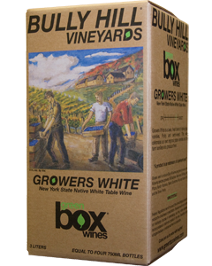 Bully Hill Vineyards Growers White