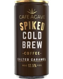 Cafe Agave Salted Caramel Spiked Cold Brew