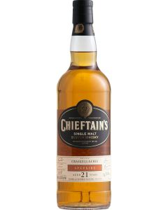 Chieftain's Craigellachie Aged 21 Years
