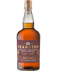 Deanston 20 Year Old Ororoso
