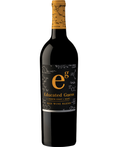 Educated Guess Red Wine Blend