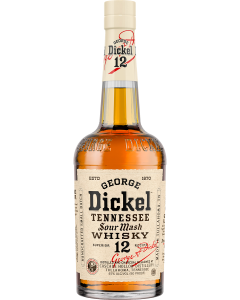 George Dickel No. 12 Tennessee Sour Mash Whisky