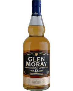 Glen Moray Single Malt Scotch Aged 12 Years