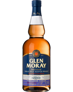 Glen Moray Elgin Classic Port Cask Finish