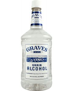 Graves Extra Fine Grain Alcohol 190 Proof