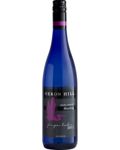 Heron Hill Semi-Sweet Riesling