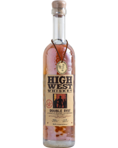High West Whiskey Barrel Select Double Rye!