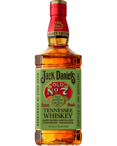 Jack Daniel's Old No. 7 Tennessee Whiskey Legacy Edition