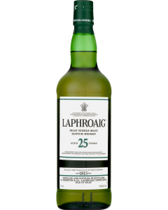 Laphroaig 25 Year Old (2019 release)