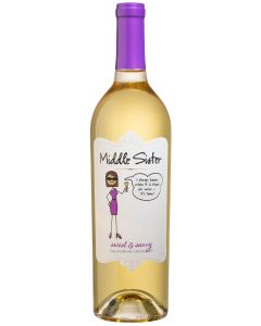 Middle Sister Sweet & Savvy Moscato