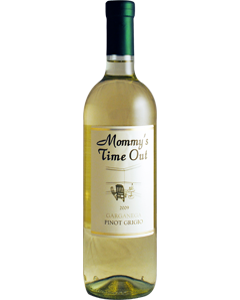 Mommy's Time Out Trebbiano Pinot Grigio