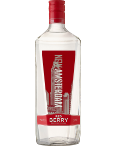 New Amsterdam Red Berry Flavored Vodka