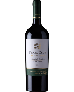 Pérez Cruz Limited Edition Carmenère