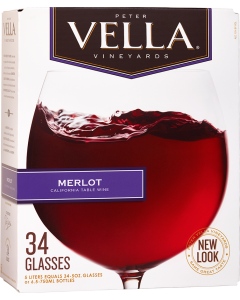 Peter Vella Merlot of California