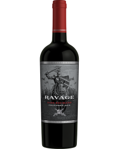 Ravage Dark Red Blend
