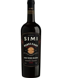 Simi Rebel Cask Red Wine Blend