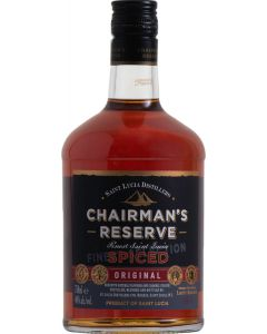 Saint Lucia Distillers Chairman's Reserve Spiced Rum