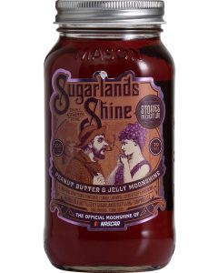 Sugarlands Shine Peanut Butter & Jelly Moonshine