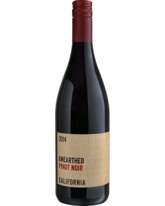 Unearthed Pinot Noir