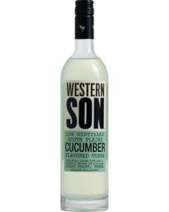Western Son South Plains Cucumber Flavored Vodka