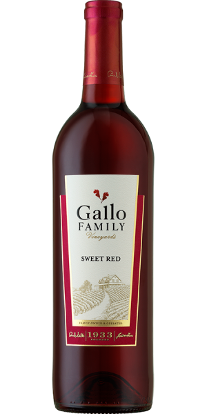 Gallo Family Vineyards Sweet Red Nv 750 Ml