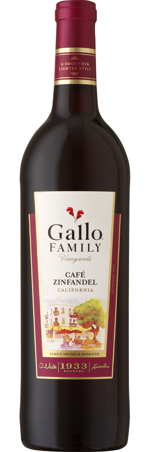 Is Cafe Zinfandel A Red Wine